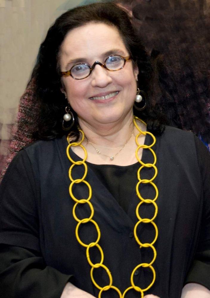 Rosa Freire Aguiar, jornalista, tradutora e ex-companheira de Celso Furtado.